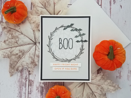 Taylored Expressions|Boo Card