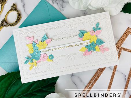 Spellbinders Club Kits Blog Hop and Giveaway!
