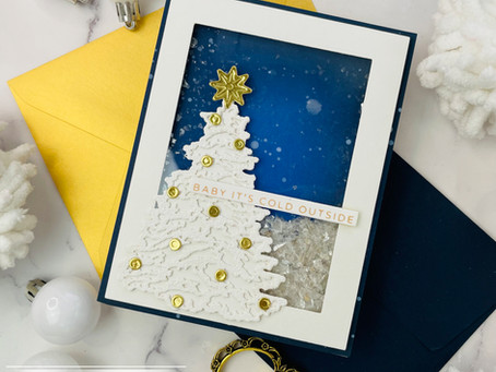 Spellbinders Trim The Tree Collection