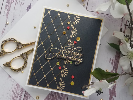 Spellbinders|Delicate Impressions Collection by Becca Feekan