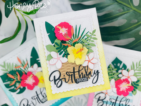 Honey Bee Stamps|All Die Cuts No Coloring