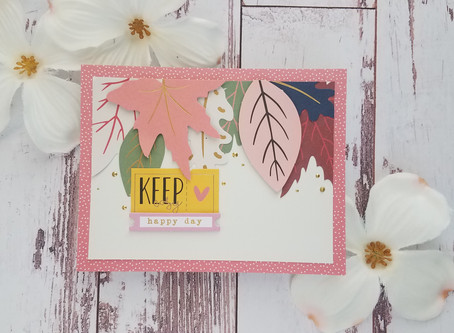 Spellbinders|Whimsical Forest Card Kit for September