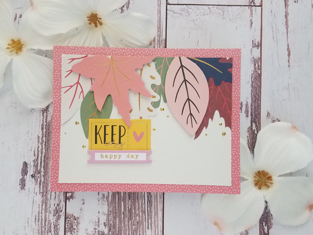 Spellbinders|Whimsical Forest Card Kit for September