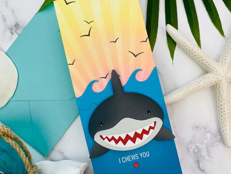 Shark Week Card Event Day 7|MFT