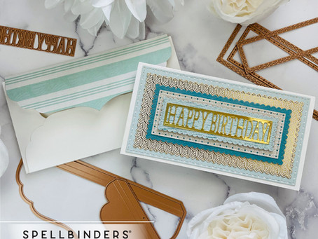 Spellbinders|Large Die of the Month July