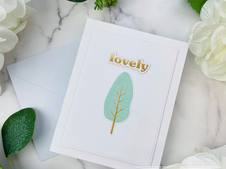 Spellbinders|Card Kit of the Month for April