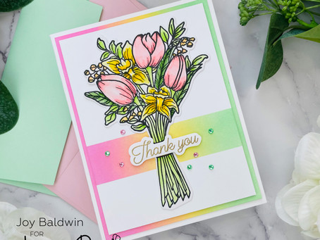 Honey Bee Stamps|Create a Playful Spring Card