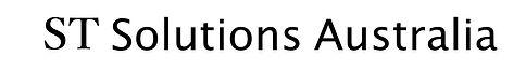 ST Solutions Australia logo
