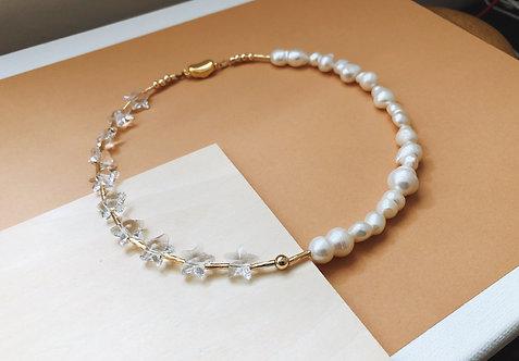 Starnight Pearl Necklace