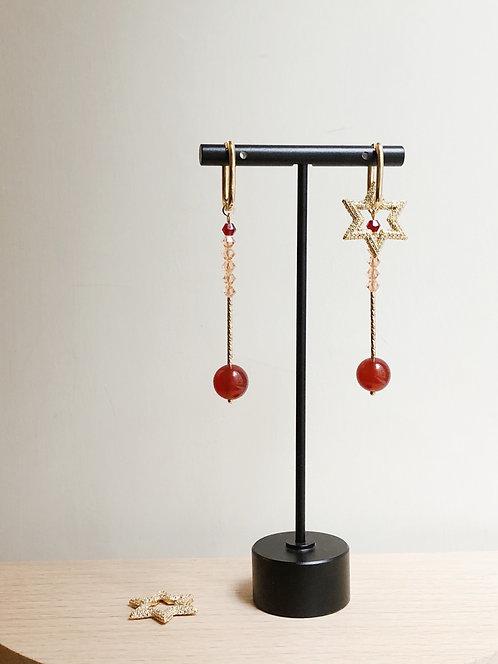 Starry you earrings
