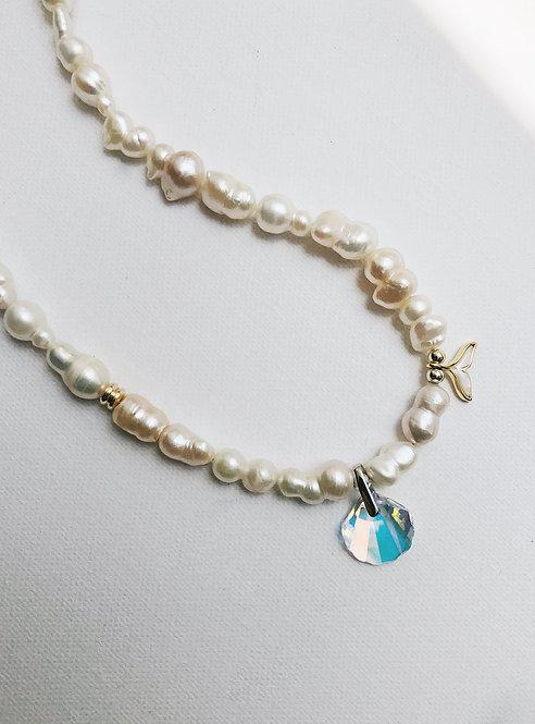 Mermaid Pearls Necklace