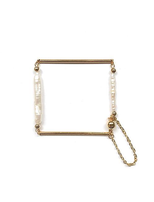 ir x eg. Everyday Bracelet - Special Freshwater Pearls