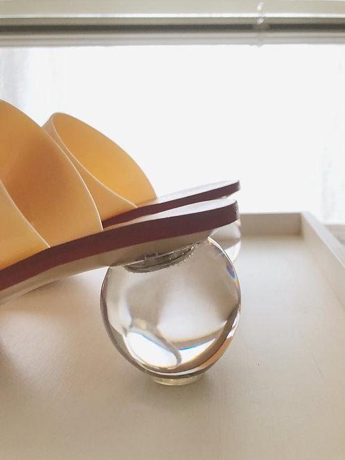 Crystal Ball Sandal