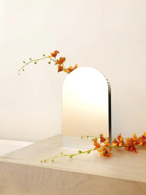 Mirror Acrylic Vase