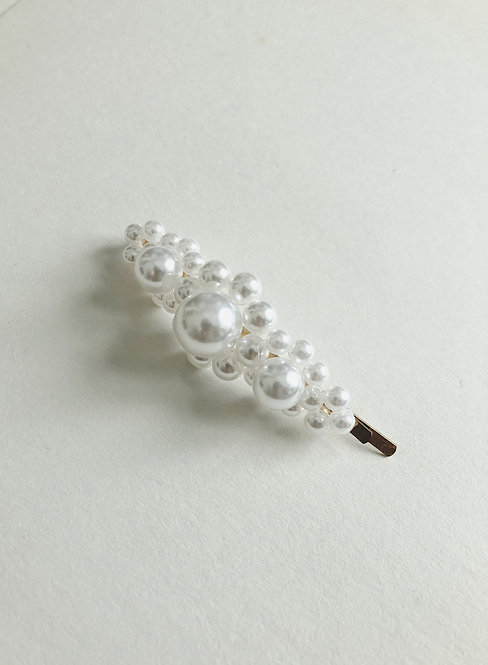 Faux Pearls Hair pin