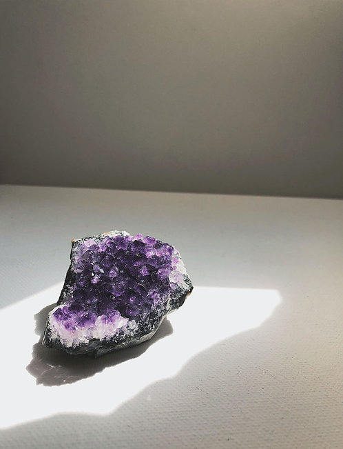 Lovely Amethyst Crystal from Brazil #2