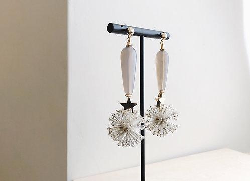 Fairy Star Drop Earrings