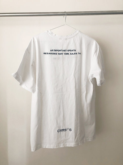 SOFT FABRIC EVERYDAY TEE
