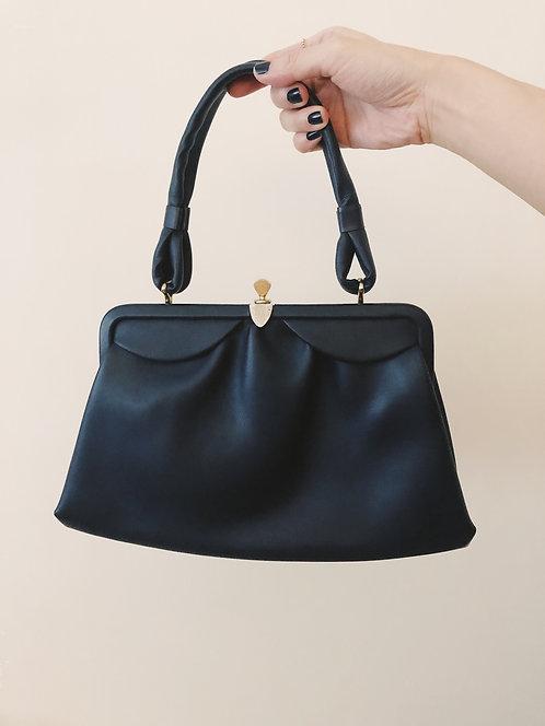 50s style Navy Handbags