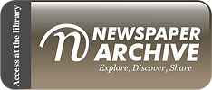 Access Newspaper Archive while in the library