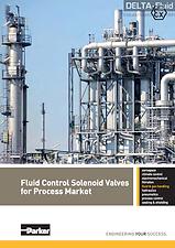 Fluid Control Solenoid Valves for Proces