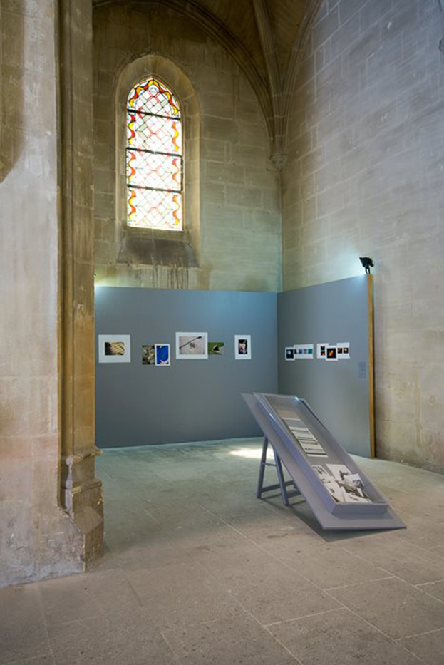 scénographie exposition arles rencontres photographie