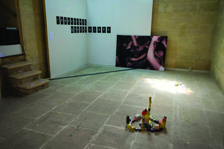 scénographie d'exposition arles rencontres photographie