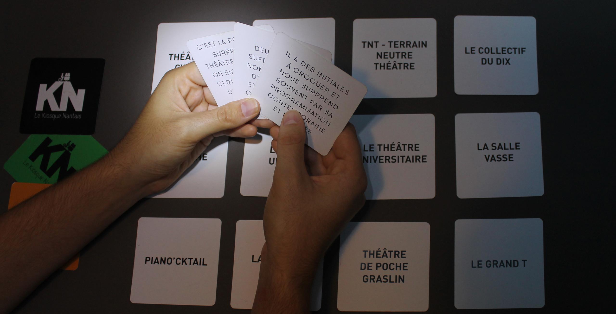 jeu de carte qui est ce kiosque nantais