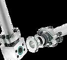 HPF Verschraubungen DELTA-Fluid Industrietechnik GmbH