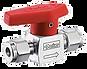 Kugelhähne DELTA-Fluid Industrietechnik GmbH