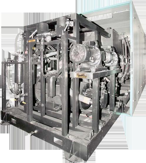 hydraulic power unit DELTA-Fluid Industrietechnik GmbH