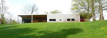 maisons neuve ossature bois architecture moderne