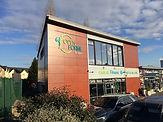 facade extension salle de sport quimperle