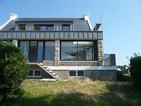 renovation maison clohars