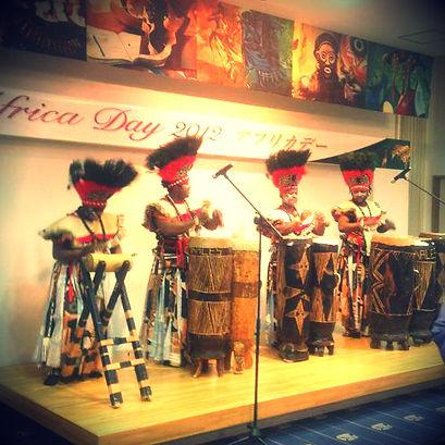 アフリカ伝統音楽 リンゴマ Li-NgomA