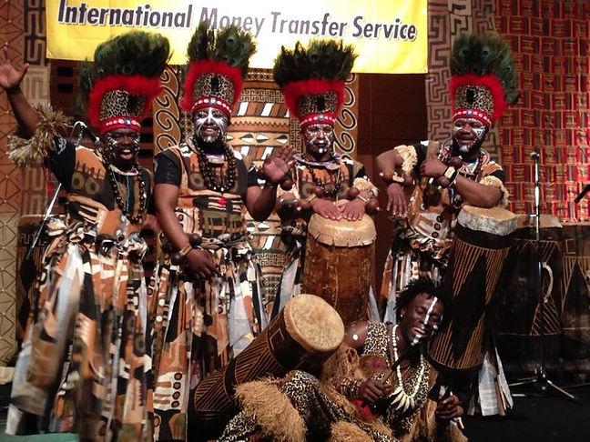 リンゴマ アフリカ伝統音楽ダンス