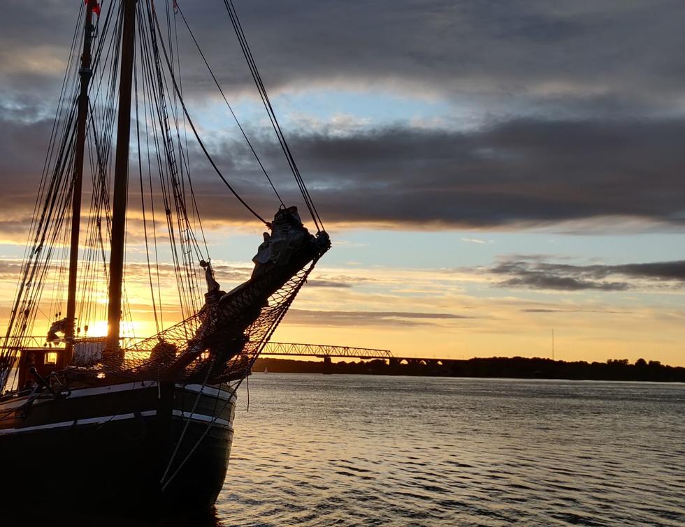 Sejlskibet FREM - Middelfart