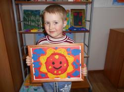 Солнышко для мамы Погребняк Богдан