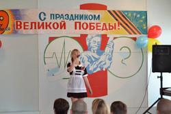 Катя Васильева ЧТОБЫ НЕ БЫЛО ВОЙНЫ - КОНЦЕРТ В ГОСПИТАЛЕ