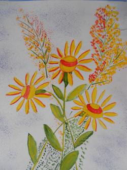 маму очень я люблю ей цветочки подарю Глебова Диана (2)