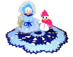 Снегурочка Алешина Ксения