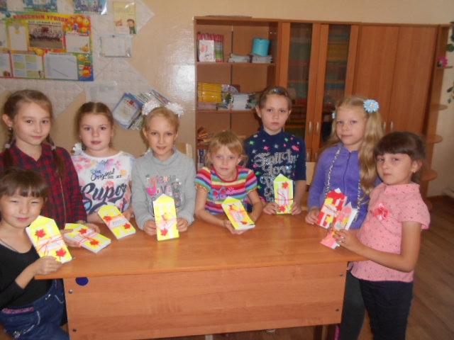 Акварельки. Шоколадницы в подарок учителям.