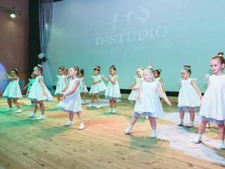 """Очередная победа студии современного танца """"D - STUDIO"""""""