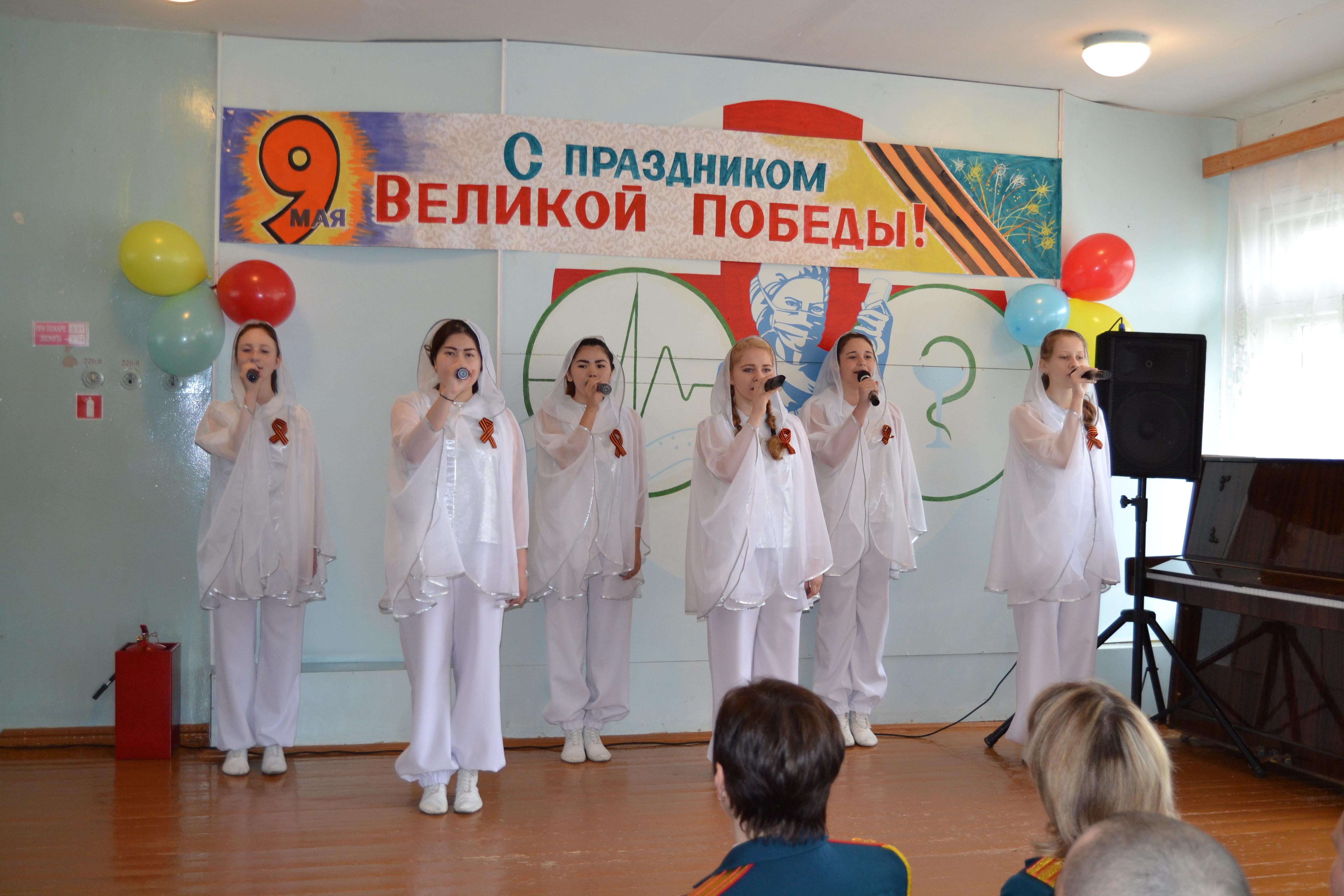 гр.КАПЕЛЬ - Птицы белые -концерт в госпитале