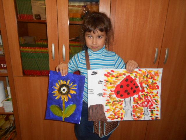 Ариша и ее работы.