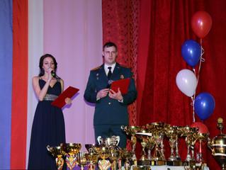 Военно-патриотическому клубу «Ровесник» исполнилось 15 лет