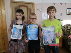 победители территориальных, всероссийских и международных конкурсов (8)