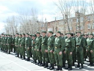 Военно-патриотическая смена для обучающихся организаций среднего профессионального образования Оренб