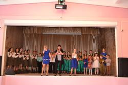 БЕРЕГИ ЛЮБОВЬ   финал отчетного концерта