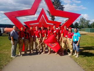 Финал Всероссийской военно-спортивной игры  «Победа – 2017»